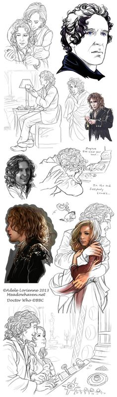 Pages Torn From Time by Saimain (Doctor Who, Eighth Doctor) EIGHT. AND CHARLEY.