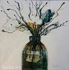 Harmony 1 by Julia Forman Acrylic ~ 600 x 600