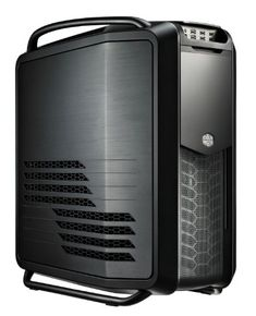 Cooler Master Cosmos II - Ultra Full Tower Computer Case with Metal Body and Hinged Side Panels - http://pctopic.com/computer-cases/cooler-master-cosmos-ii-ultra-full-tower-computer-case-with-metal-body-and-hinged-side-panels/