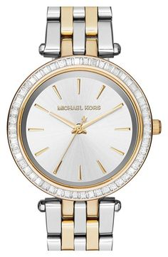 Free shipping and returns on MICHAEL Michael Kors Michael Kors  Mini Darci   Round Bracelet 794d8a56f5