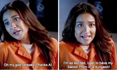"""#PLL 5x25 """"Welcome to the Dollhouse"""" - Emily"""