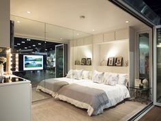 Living Area, Living Spaces, Living Room, Dwell On Design, Studio Living, Modular Homes, Kitchenette, Sustainable Living, Modern Architecture