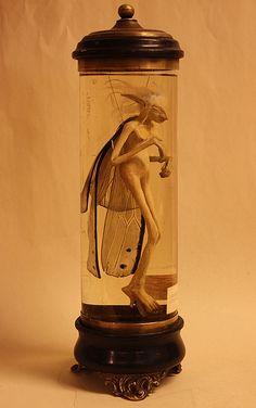 Cottingley Fairy by Curiomira