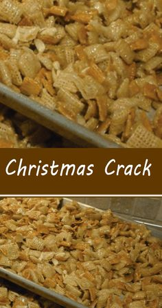 Snack Mix Recipes, Yummy Snacks, Appetizer Recipes, Delicious Desserts, Cooking Recipes, Appetizers, Christmas Snacks, Christmas Cookies, Holiday Baking