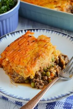 Slimming Eats Syn Free Cottage Pie - gluten free, dairy free, vegetarian, paleo, Slimming World and Weight Watchers friendly astuce recette minceur girl world world recipes world snacks Fun Easy Recipes, Dairy Free Recipes, Diet Recipes, Cooking Recipes, Healthy Recipes, Gluten Free, Recipies, Healthy Meals, Healthy Eating