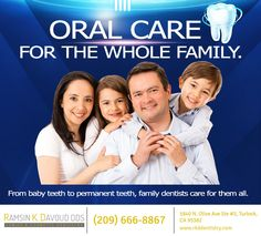 Family Emergency, Emergency Care, Family Dentistry, Cosmetic Dentistry, Dental Health, Teeth, Middletown Ohio, Learning, Oral Health
