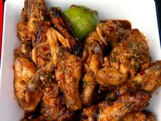 Recipe of the Day: Guy Fieri's Tailgating Chicken Wings