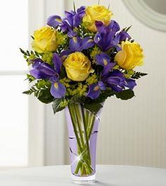 Touch of Spring Bouquet #LaPetiteFleurCA