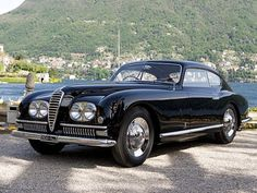 alfa romeo 6c 2500 ss pininfarina coupe
