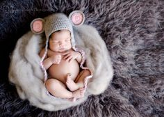 Hey, I found this really awesome Etsy listing at https://www.etsy.com/listing/209323587/baby-mousebaby-hatbaby-hatmouse