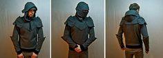 .: Grey Knight Armored Hoodie :: Diseñada por Chadwick Dillon :.