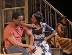 A Streetcar Named Desire, Starring Blair Underwood and Nicole Ari Parker, on Broadway