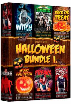 Featured Premium Halloween Party Flyer Bundle - http://freepsdflyer.com/halloween-party-flyer-bundle/ The premium Halloween Party Flyer Bundle Vol.1 includes 8 Photoshop PSD Club and Flyer Templates for every Halloween and costume party club, bar and nightclub event!  #Bar, #Beats, #Club, #Costume, #Dance, #Deluxe, #Diva, #DjBattle, #EDM, #Electro, #FeaturedPremiumFlyer, #Halloween, #Ladies, #Lounge, #Minimal, #Night, #Nightclub, #Party, #Sexy
