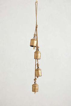 Anthropologie....I've got lots of brass bells.
