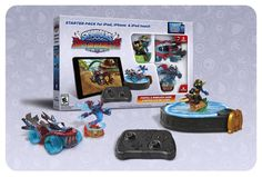 Full Skylanders SuperChargers Experience to be Available on iPhone and iPod - http://www.entertainmentbuddha.com/full-skylanders-superchargers-experience-to-be-available-on-iphone-and-ipod/