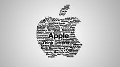 The picture above is of an apple, the sign for the technology company and within the photograph are listed properties that many of the technologies behold.