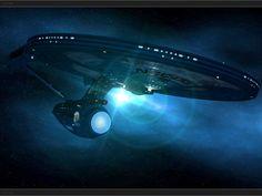 Star Trek Starships, Star Trek Enterprise, Starfleet Ships, Ship Of The Line, Star Trek Series, Star Trek Universe, Sci Fi Fantasy, Spaceships, Popular Culture