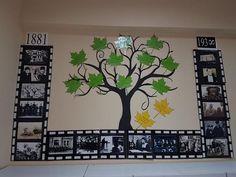 10 Kasım Atatürk Haftası Pano Örnekleri - İlkokul Dökümanları Staff Appreciation, Class Projects, Love My Job, Social Studies, Diy And Crafts, Preschool, Wall Decor, Classroom, Display