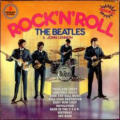 Rock and Roll Music | Beatles — Rock And Roll Music Lyrics