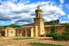 Iglesia del Crucifijo, Puente la Reina, #Navarra #CaminodeSantiago #LugaresdelCamino
