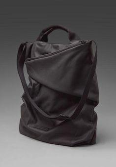 ae48b6b93e2d Puma Urban Mobility by Hussein Chalayan Downtown Shoulder Bag in Black -  Handbags - popular handbags