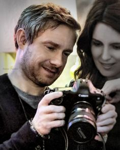 Beardy Martin is back! With Tina Fey in Whiskey Tango Foxtrot.