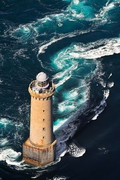 Beautiful Lighthouses Around the World, Phare de Kereon, France Photos) Beautiful color of the water Photo Bretagne, Digital Foto, Lighthouse Lighting, Lighthouse Pictures, Beacon Of Light, Cool Photos, Pictures Images, Amazing Photos, Bing Images
