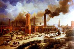 Industrial Revolution in England 1800s | Consecuencias de la Revolución Industrial.