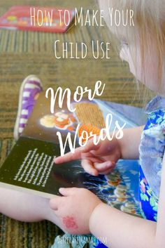 Great tips from a Speech Pathologist on how to help your child say more words Language Development, Child Development, Parenting Advice, Kids And Parenting, More Words, Infant Activities, Toddler Preschool, Speech And Language, Early Childhood