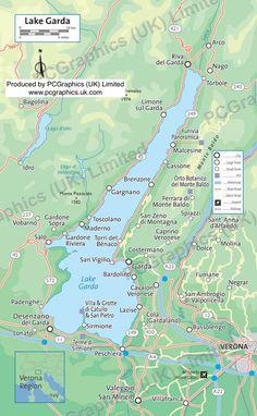 652 Best Lake Garda Brescia Lombardy images