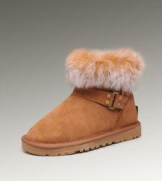 d4a76da160d 11 Best UGG Short Fox Fur Boots-bootsbailybutton.com images in 2013 ...