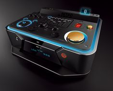 Philips Nitro NX9 on Behance