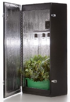 cash crop 5 0 6 plant led hydroponics grow box plants hydroponics and grow boxes. Black Bedroom Furniture Sets. Home Design Ideas