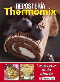 #Repostería con revista #thermomix.