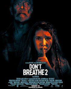 Dont Breathe 2 Movie Poster 2 Stephen Lang, Norman, 2 Movie, Series Movies, Movie List, Nordstrom, Josh Lucas, Sam Raimi, Ghost House