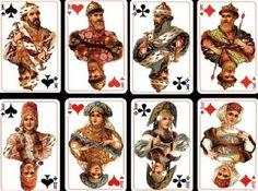 Эта колода карт есть почти в каждой семье и скрывает в себе одну интересную тайну.... Не знала, не знала!