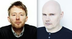 """Billy Corgan says Radiohead is the last band that """"really did anything new with the guitar"""" Radiohead, Josh Homme, Billy Corgan, Royal Blood, Do Anything, Guitar, Band, Sayings, Creative"""