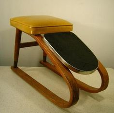 shoe fitting stool wood - Google Search