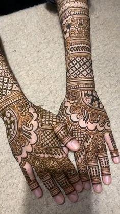 Mehndi Designs For Wedding, Engagement Mehndi Designs, Floral Henna Designs, Back Hand Mehndi Designs, Full Hand Mehndi Designs, Mehndi Designs For Beginners, Mehndi Designs For Girls, Mehndi Design Photos, Henna Designs Easy