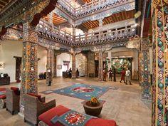Zhiwa Ling Hotel in Paro, Bhutan