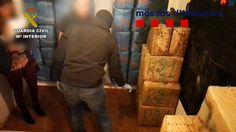Desarticulada una organización criminal dedicada al narcotráfico asentada en el…