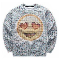 Emoji Love Sweatshirt