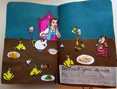 disney wreck this journal ideas - Google Search
