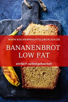 Starbucks coffee, the most fashionable coffee maker of recent times, is ready for cookies . Low Fat Banana Bread, Easy Cake Recipes, Starbucks Coffee, Easy Peasy, How To Make Cake, Good Food, Brunch, Vegetarian, Bakken