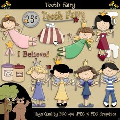 Tooth Fairy Clip Art Download