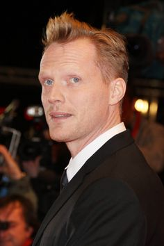 Paul Bettany. @Danielle Daniels
