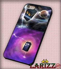 "doctor who tardis for iPhone 4/4s, iPhone 5/5S/5C/6/6 , Samsung S3/S4/S5, Samsung Note 3/4 Case ""007"""