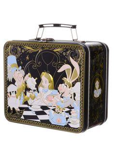 Alice In Wonderland Lunch Box | PLASTICLAND