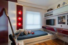 Dormitório | Ahga Interiores