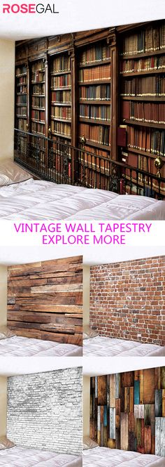 Rosegal: Womens Plus Size Trends & Mens Fashion Styles Online Hanging Art, Tapestry Wall Hanging, Marvel Bedroom, Large Stencils, Tapestry Bedroom, Wedding Decorations On A Budget, Winter Home Decor, Rooms Home Decor, Vintage Walls